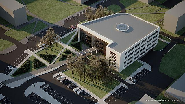 E-Betoonelement osaleb Mustamäe tervisekeskuse ehitamisel