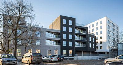 E-Betoonelement esitas Aasta betoonehitis 2016 konkursile neli ehitist