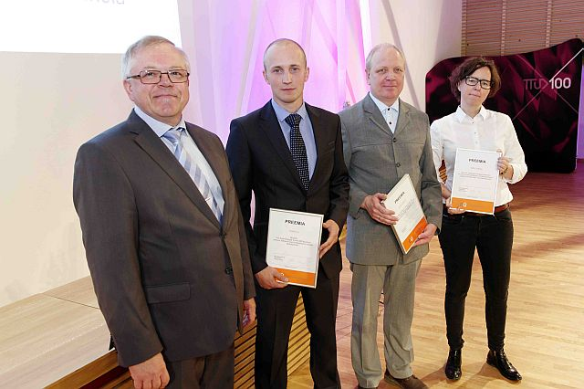 Quality manager of E-Betoonelement was the co-supervisor of the dissertation awarded the student prize
