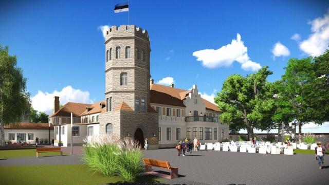 E-Betoonelement osaleb Eesti Ajaloomuuseumi Maarjamäe kompleksi ehitus- ja renoveerimistöödel