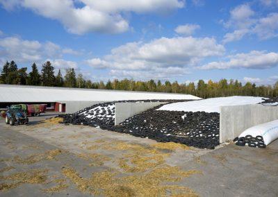 Vändra Suurejõe silo storage