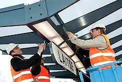 Laitses avati uutele reisirongidele kohandatud ooteplatvorm