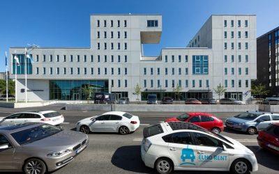 E-Betoonelement представила четыре здания на конкурс «Бетонное сооружение 2018 года»
