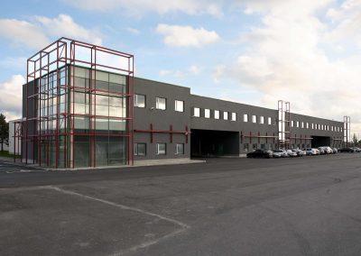 Mergo Holding logistikakeskus