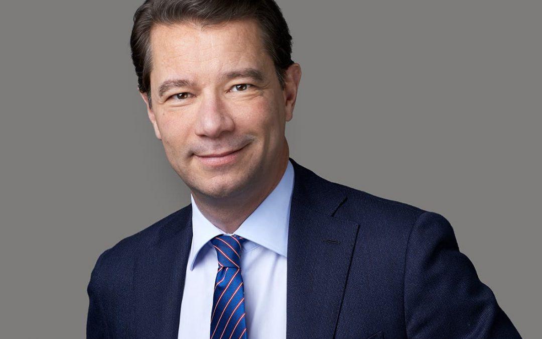 Alates 1. septembrist on Consolise tegevjuht Mikael Stöhr